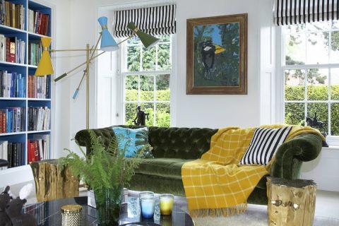 Living Room - Stanley Floor Lamp